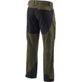 Haglöfs Rugged Mountain Pants Men Deep Woods/True Black Short